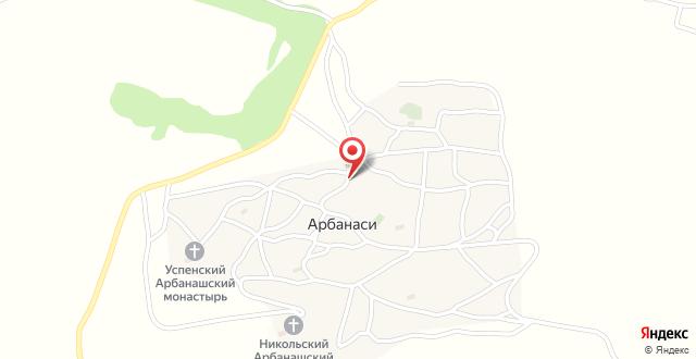 Arbanashki Han Hotelcomplex на карте