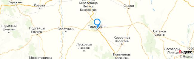 Теребовля Теребовлянський районний