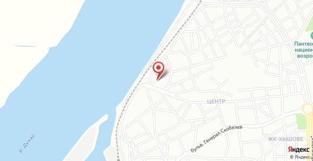 Hostel Ruschuk на карте