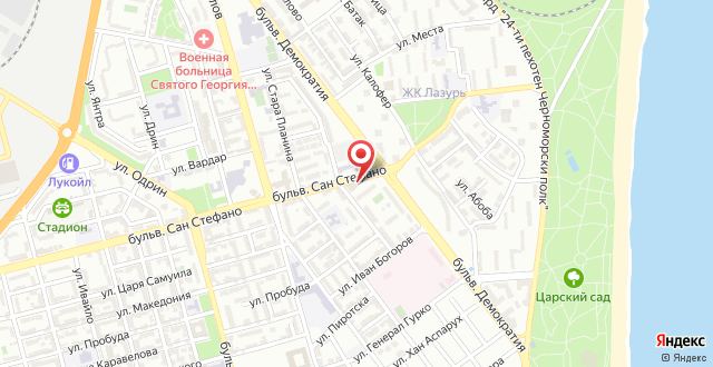 Hotel Atagen на карте