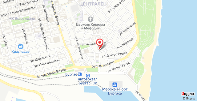 Hotel Fors на карте