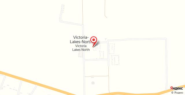 Victoria Residences на карте