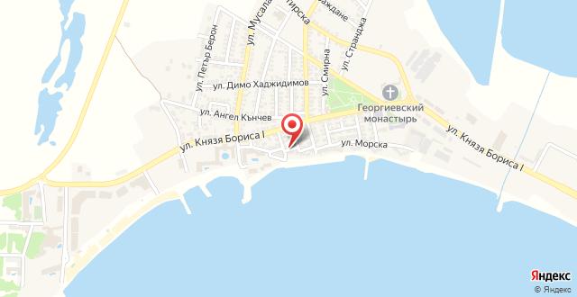 Tanya Apartment на карте