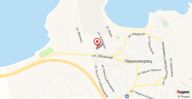 Temenuga Apartments на карте