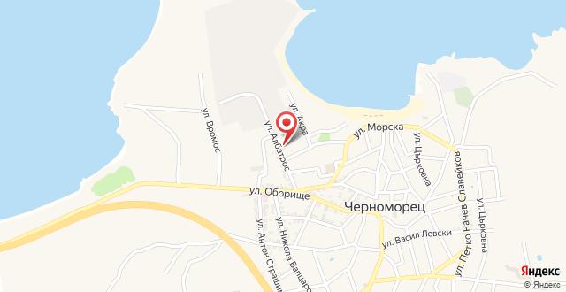 Hotel Adena на карте