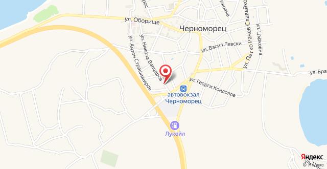 Guest house Stoyanovi на карте