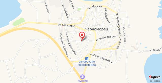 Villa Ambrosia на карте