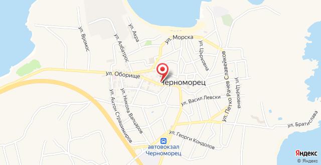Apartment Dona на карте