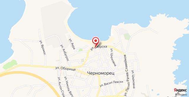 Vromos Guest House на карте
