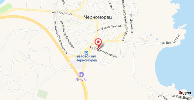 Sotirovi Guest House на карте
