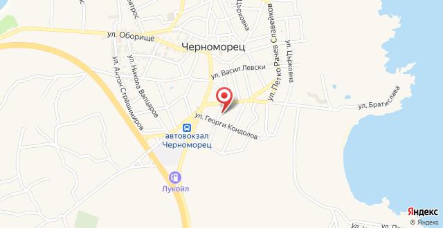 Topalovi Guest House на карте