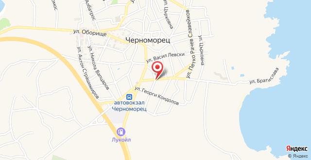 Lefterovi Guest House на карте