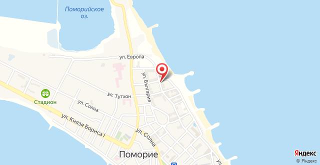 Apartment Timok Oberon на карте