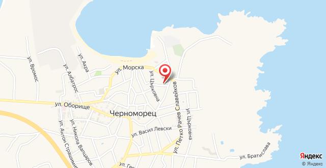Yanevi Apartments на карте