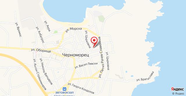 Family Hotel Bellehouse на карте