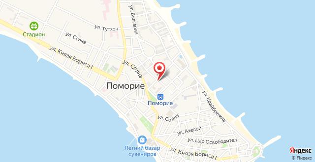 Apartments Teodora на карте
