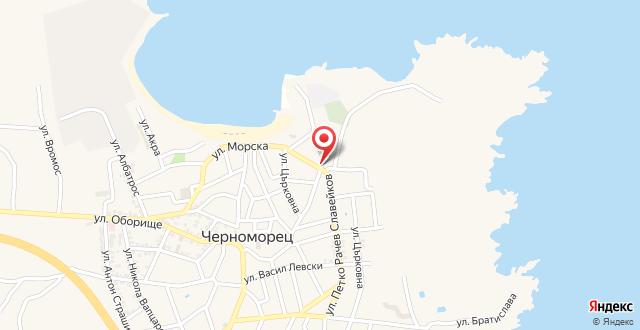 Great 1 bedroom apt in Bulgaria на карте