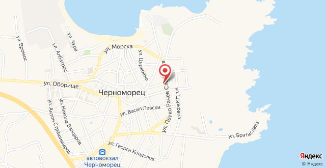 Guest House Krasi на карте