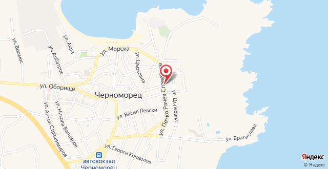 Valchevi Apartments на карте