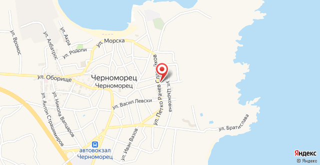 Guesthouse Nikolovi на карте