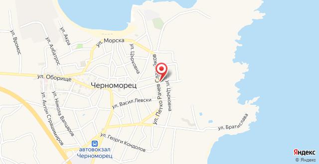 Guest house Kamburovi на карте