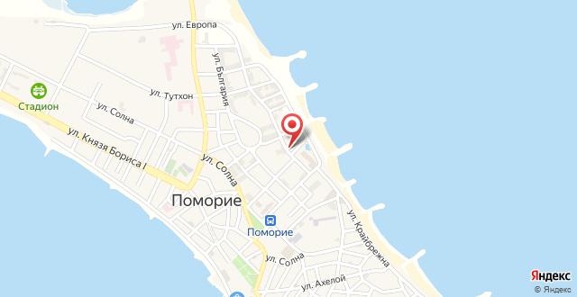 Studio Pchelarov на карте