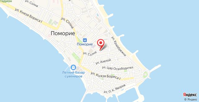 Studios Lyudiev на карте
