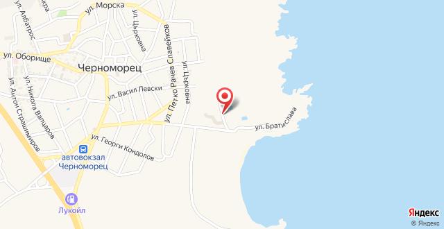 Atia Resort на карте