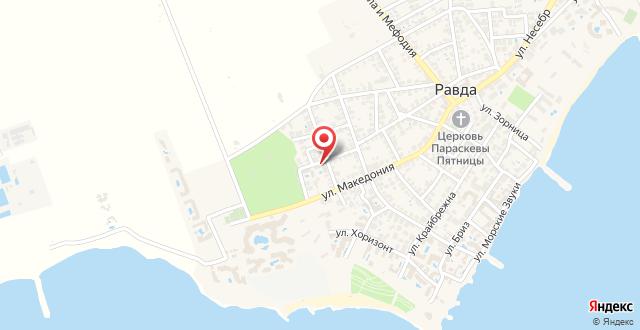 Ravda Dom Apartments на карте