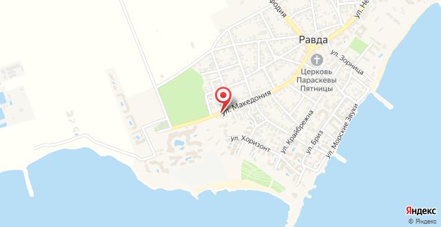 Guesthouse Kirov на карте