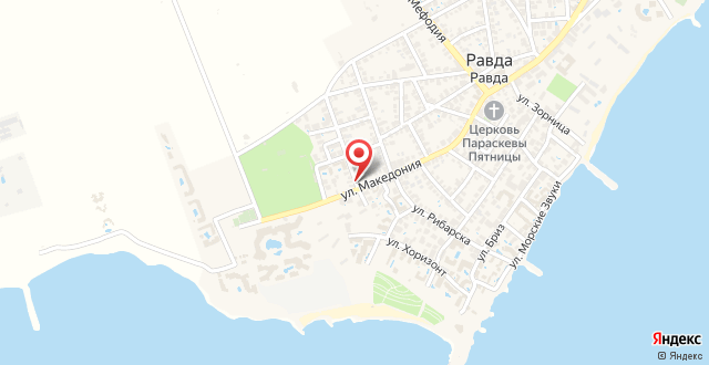 Perun House на карте