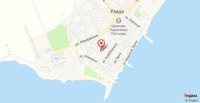 Hotel Diva на карте