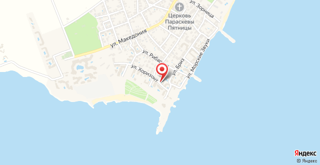 Victory Apartment на карте