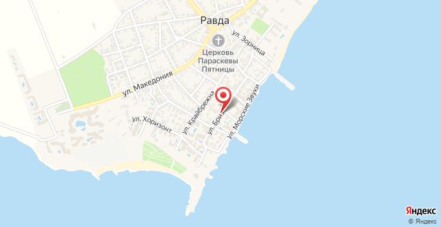 Ravda Apart Holiday Club на карте
