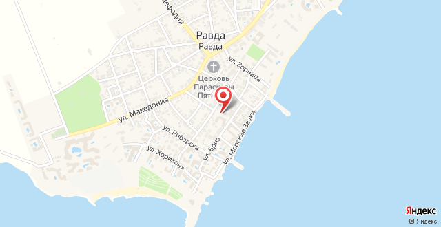 Elvira Hotel на карте