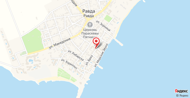 Guest House Damyanov на карте