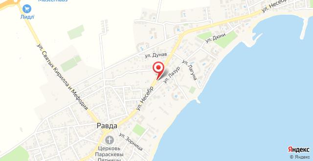 Maseev Apartment на карте