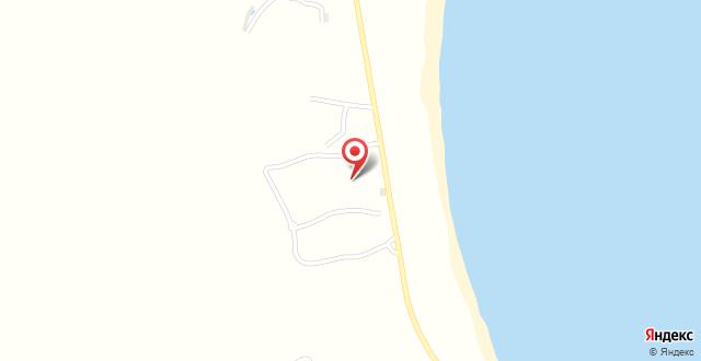 Green Life Beach Resort на карте