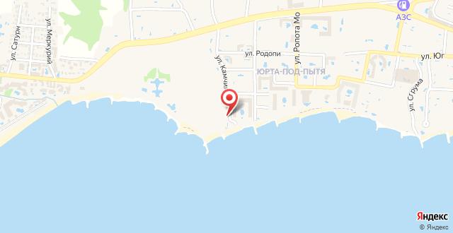 Apartments in Saint Nicola Complex на карте