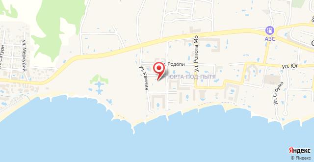 Apartment Marina на карте