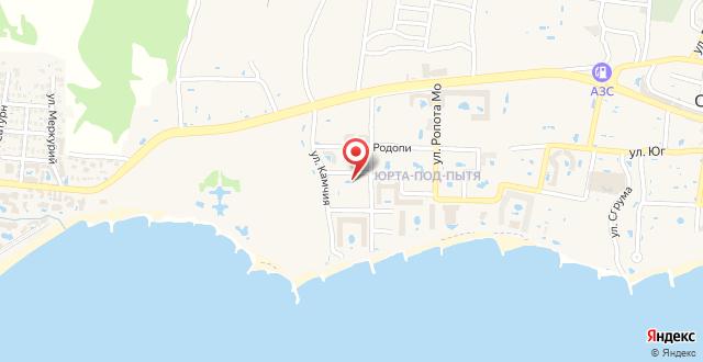 Bulgarienhus Anna Marina Apartments на карте