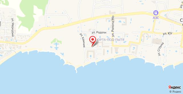 Oxygen Apartments на карте
