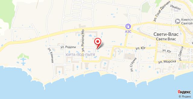 Miracle Studio on the Sea на карте