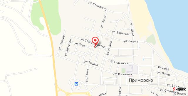Edelvais Guest House на карте