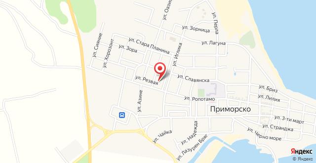Apartment Tomovi на карте