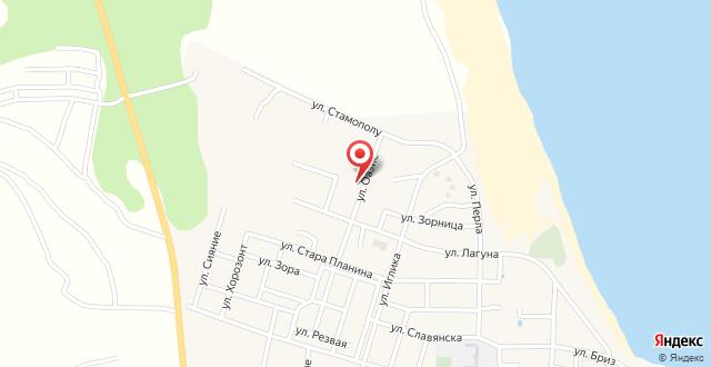 Astara Apartments на карте