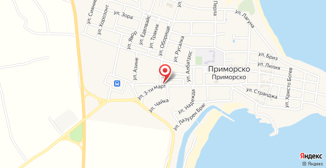 Family Hotel Arkadia на карте
