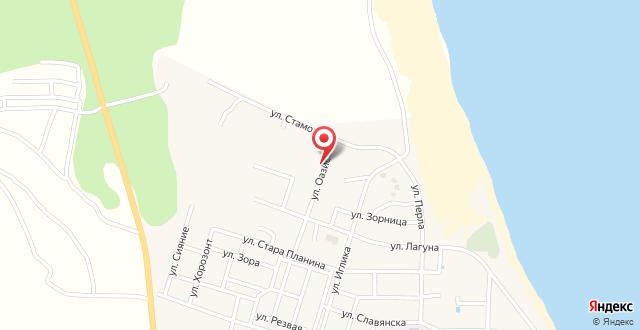 Guest House ASK на карте
