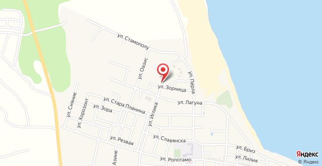 Sveti Dimitar Hotel на карте