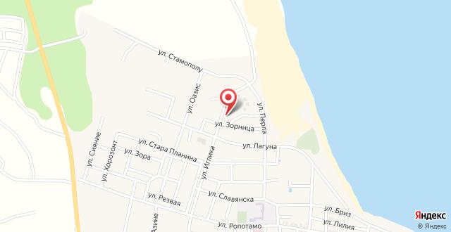 Apartment Nedev на карте